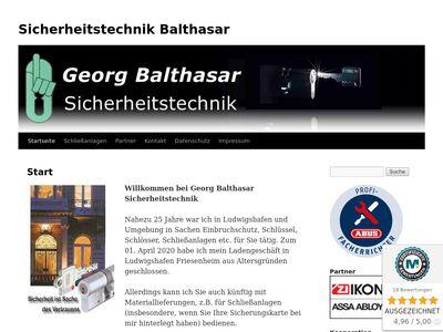 Georg Balthasar Sicherheitstechnik