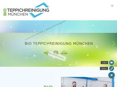Bio Teppichreinigung München