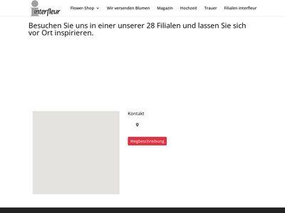 Blumen Interfleur Floristik & Wohnaccessoires