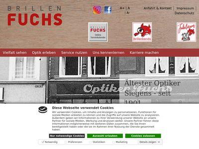 Brillen-Fuchs e.K City-Galerie