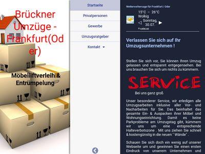 Brückner-Umzüge UG