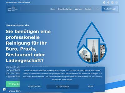 CertaClean - Gebäudereinigung Ulm