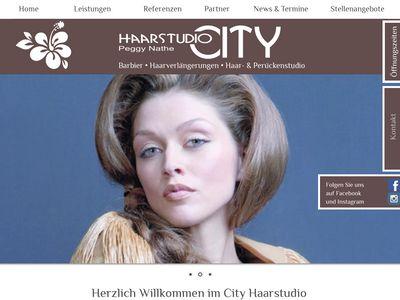 City Haarstudio Bautzen Peggy Nathe