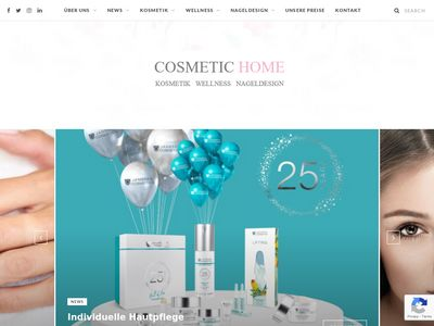 Cosmetic home