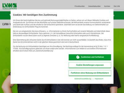 Lange Dirk LVM-Versicherungsagentur