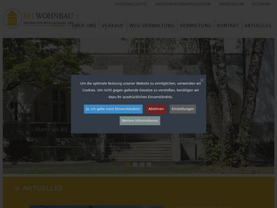 Deutsches Heim Wohnungsbauges. mbH