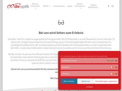 Die optik GmbH & Co. KG