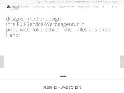 Di.signs - mediendesign