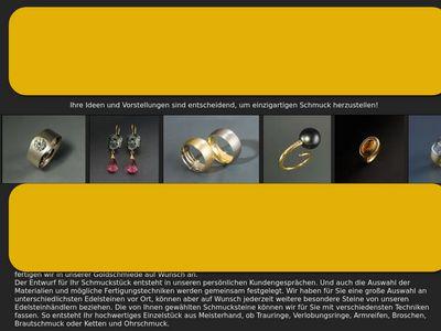Goldschmiede Berlin - DREIGOLD