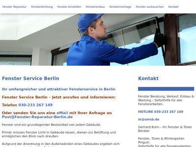 Fenster Reparatur Berlin