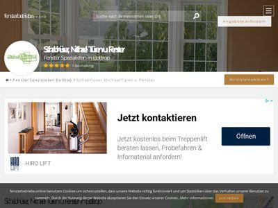 Michael Schabhüser Türen und Fenster