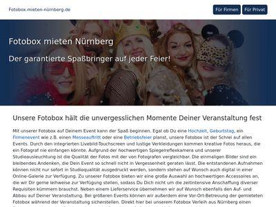 Fotobox.mieten-nürnberg.de