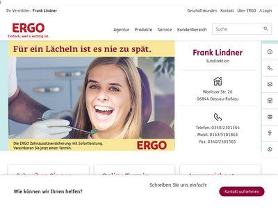 Frank Lindner - ERGO Versicherung