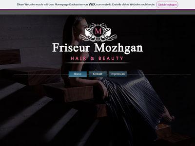 Friseur Mozhgan