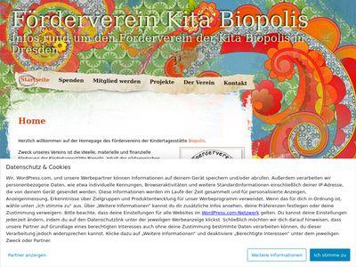 Kindergarten Biopolis Kindergarten