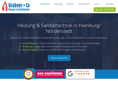 Grabner + Co Heizung & Sanitärtechnik