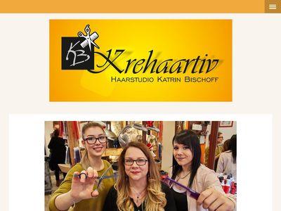 Haarstudio Krehaartiv Katrin Bischoff