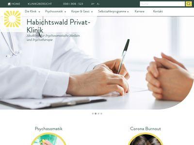Habichtswald Privat-Klinik