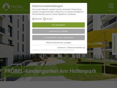 FRÖBEL-Kindergarten am Hafenpark