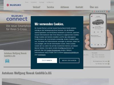 Suzuki - Autohaus