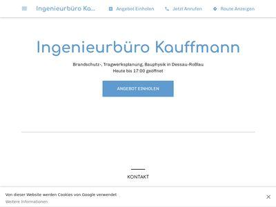 Ingenieurbüro Kauffmann