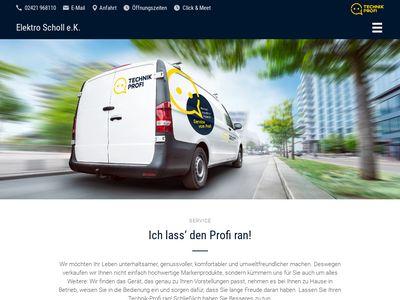 Elektro Scholl Inhaber Reiner Scholl e.K.