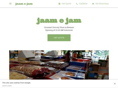 Jaam-e-Jam Persische Lebensmittel