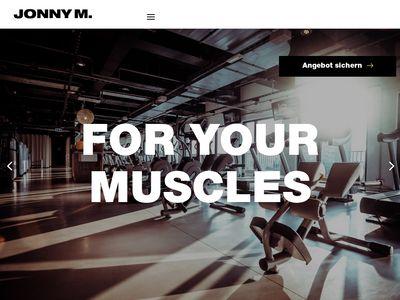 JONNY M. Club Karlsruhe