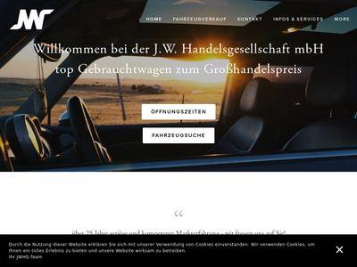 J.W. Handelsgesellschaft mbH