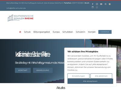 Kaufmännische Schulen Rheine