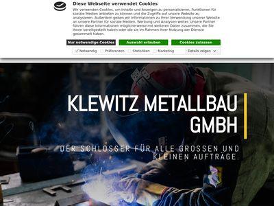 W. Klewitz Schlosserei & Metallbau