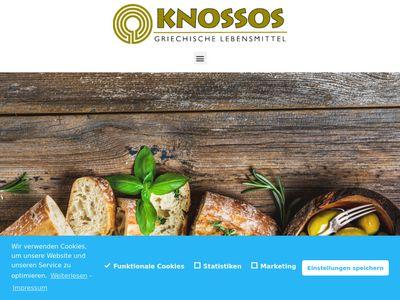 Knossos GmbH Griechische Lebensmittel