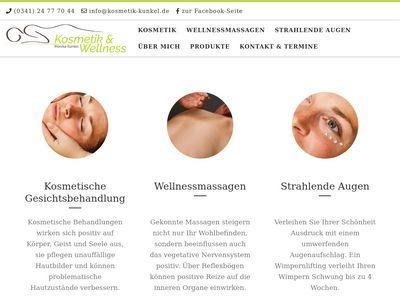 Kosmetik & Wellness - Monika Kunkel