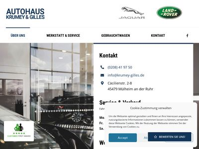 Autohaus Krumey und Gilles GmbH