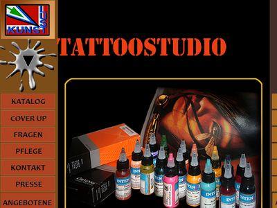 Kunstlust, Bilderrgalerie und Tattoostudio