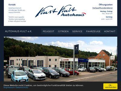 Autohaus Kult