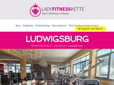 Lady Fitness Kette Ludwigsburg
