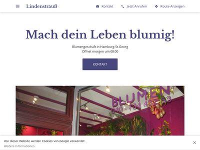 Blumen-Lindenstrauss