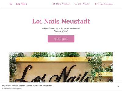 Loi Nails