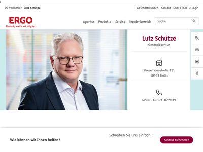 ERGO Versicherung Lutz Schütze