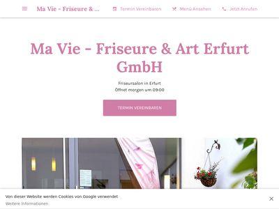 Ma Vie - Friseure + Art Erfurt