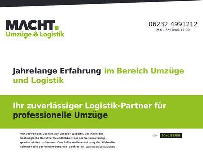 MACHT Umzüge & Logistik