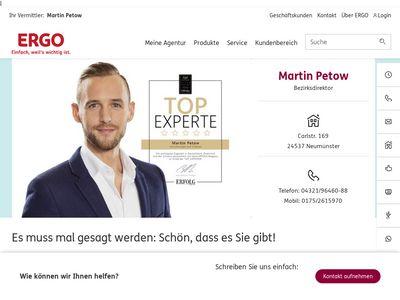 Martin Petow - ERGO Versicherung