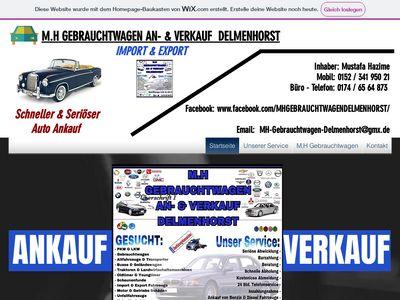 M.H Gebrauchtwagen An- & Verkauf Delm