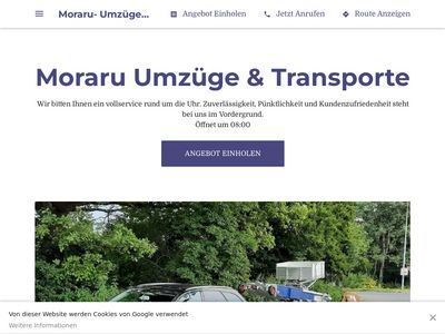 Moraru Umzüge-Transport