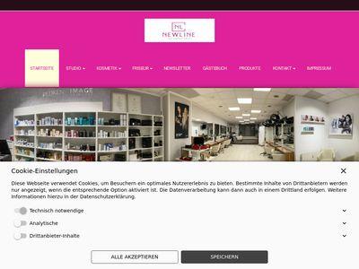 Newline Haar- und Kosmetikstudio