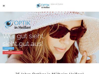 Optik in Heissen