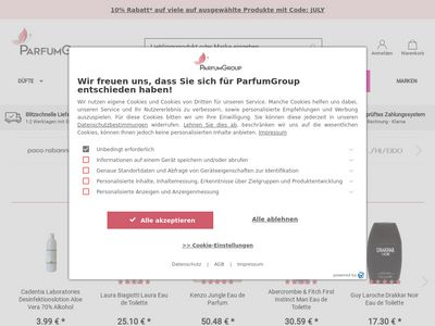 ParfumGroup GmbH