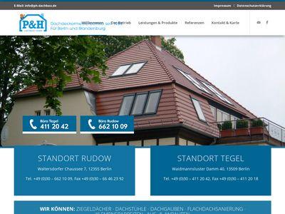 P&H Dachbau GmbH