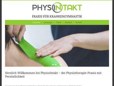 Praxis für Physiotherapie Martina Klein